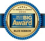 Crimson Cup named 2016 Blue Ribbon small business by U.S. Chamber of Commerce