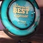 Wayfarer Blend from Crimson Cup Coffee & Tea took second place prize at Americas Best Espresso competition