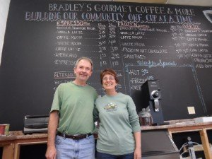 Bradley's Gourmet Coffees & More Whitley City, Kentucky
