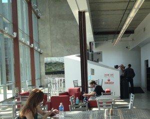 CCAD Loan Crane Cafe