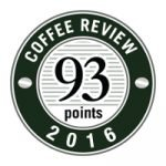Coffee Review 93 Points 2016