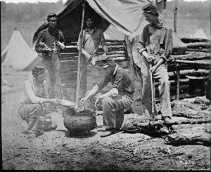 How Coffee Fueled the Civil War, Photo courtesy The Library of Congress, Prints and Photographs Division.