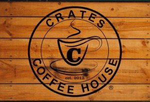 Crates Coffee House Lake Orion Michigan logo