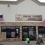 Crates Coffee House Lake Orien, Michigan