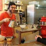 Crimson Cup Barista Customer Service