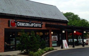 Crimson Cup Coffee Bar