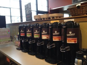 Crimson Cup Coffee Bar at The Hills Market Downtown Columbus