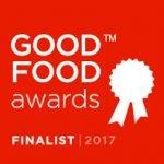 2017 Good Food Awards Finalist