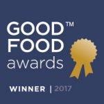 Good Food Awards Winner Seal 2017