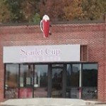 Scarlet Cup Coffee House, Meridian, Miss.
