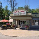 Coffee Chaos serves Crimson Cup Coffee & Tea in Midland Michigan
