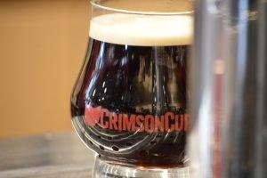 Nitro Cold Brew Coffee from Crimson Cup Coffee & Tea