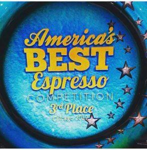 Crimson Cup Wayfarer Blend America's Best Espresso
