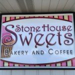 Stone House Sweets bakery and coffee shop Englewood Ohio