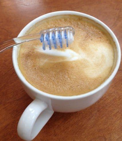 coffeetoothbrush