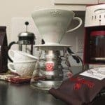Handcrafted coffee and hand-brewing systems make great gifts