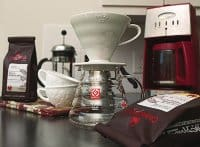 Handcrafted coffee and hand-brewing systems make great gifts for coffee-lovers