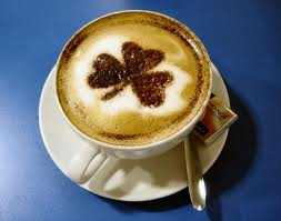 Shamrock Latte Art