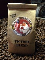 Charlie Foxtrot Coffee Victory Blend - America's patriotic coffee
