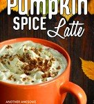 Pumpkin Spice Latte from Crimson Cup Coffee & Tea