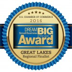 Crimson Cup Named Great Lakes Regional Finalist in DREAM BIG Small Business of the Year competition