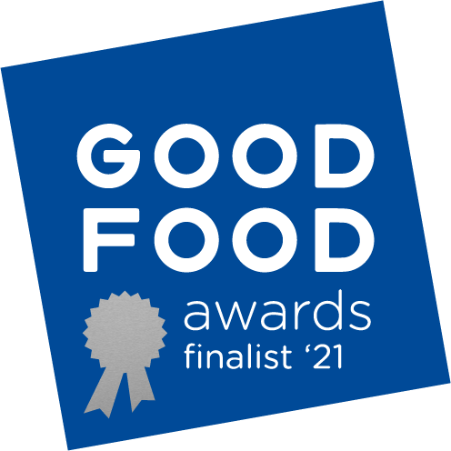 Good Food Award Finalist Logo