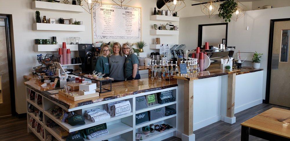 photo inside coffee shop start-up
