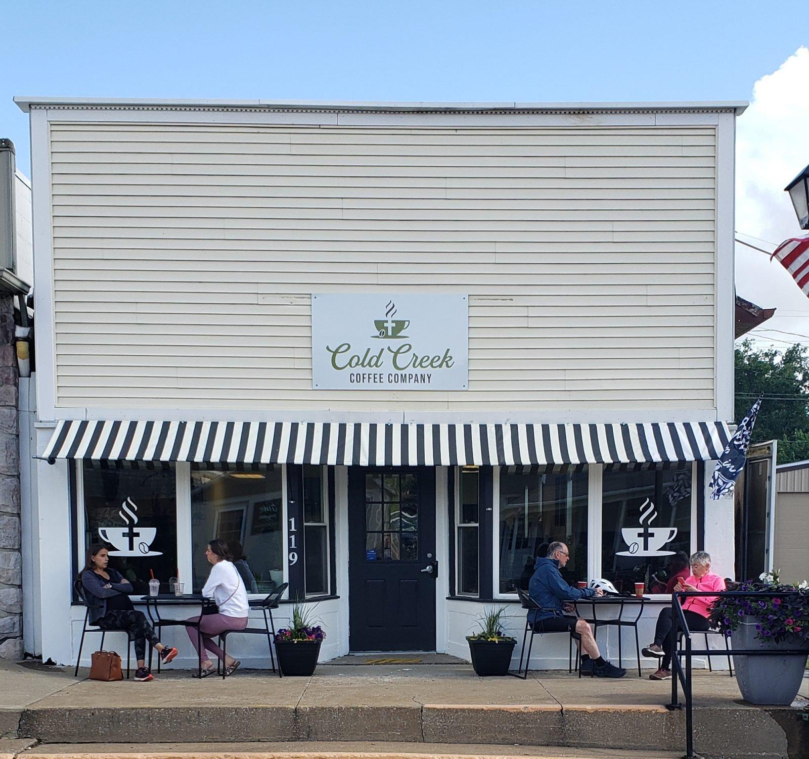 Cold Creek Coffee Company Opens in Castalia, Ohio