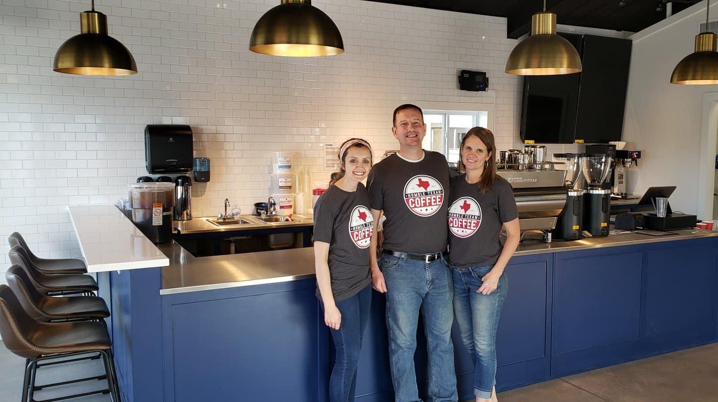 Humble Texan Coffee Opens in Vernon, Texas