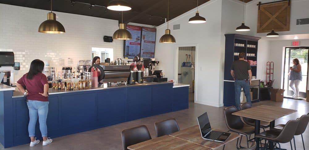 Humble Texan Coffee in Vernon, Texas
