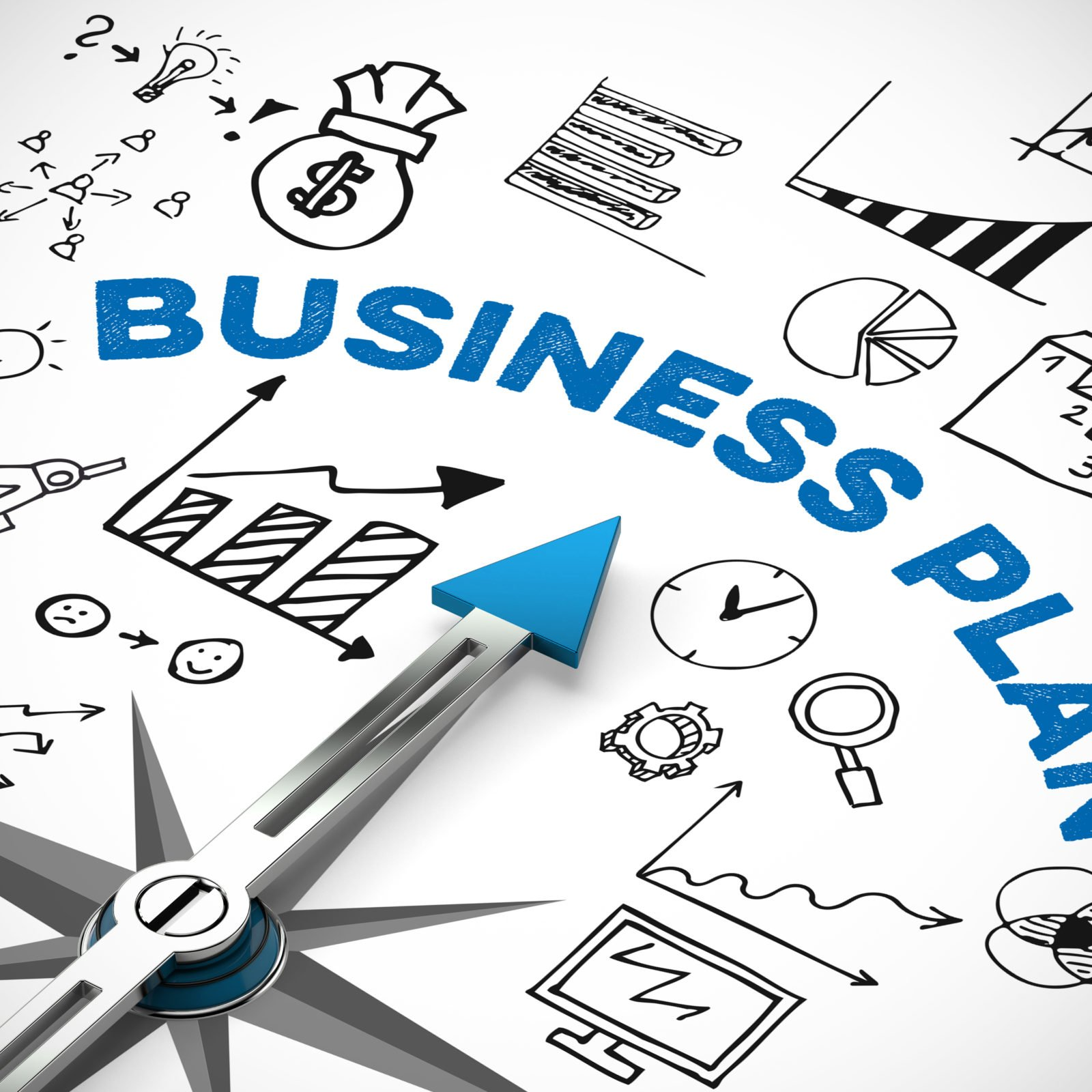 Business Plan with Compass