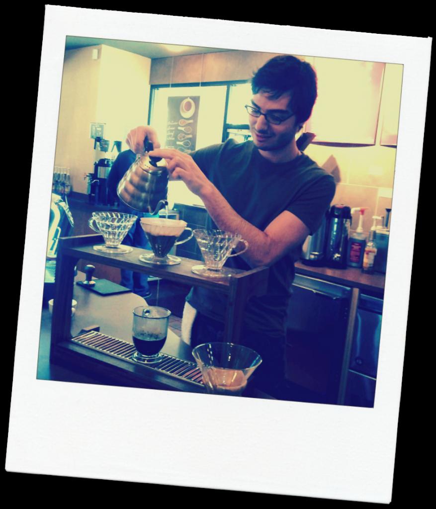 Bob Cervas - Coffee House Ambassador