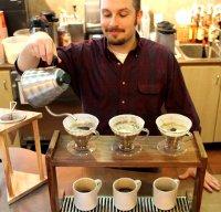 Crimson Cup Coffee Specialist Brandon Bir