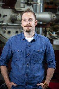 Brandon Bir, Coffee Sourcing and Education Manager, Crimson Cup Coffee & Te