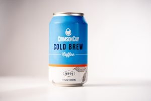 Crimson Cup Canned Cold Brew