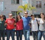 Crimson Cup Coffee & Tea sponsored service learning trip for Ohio State students to Honduran village of El Socorro de lat Penitas
