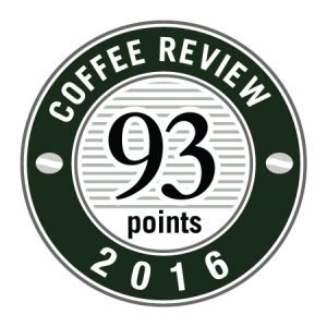 Crimson Cup Ethiopian Kossa Kebena wins 93 Point Coffee Review