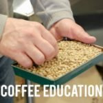 Coffee education at Crimson Cup Innovation Lab Columbus Ohio