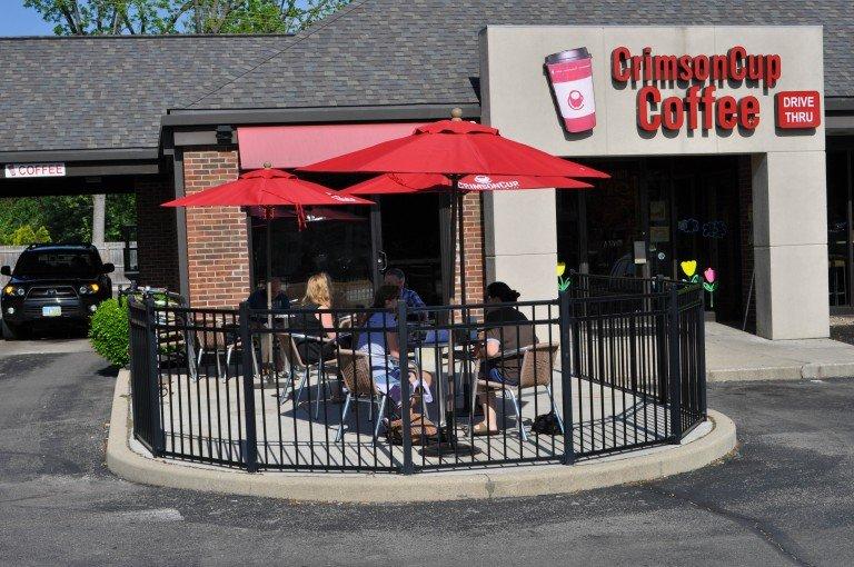 Crimson Cup Coffee House Clintonville Ohio