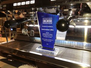 Conversations Coffee Business of the Year Award
