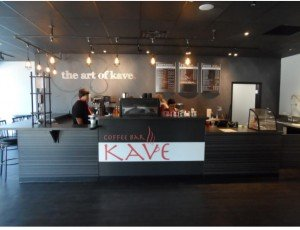 Kave Coffee Bar in Barberton, Ohio joins Crimson Cup community