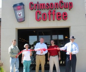 CrimsonCup Ribbon 300x253 Is Owning a Coffee Shop Right for You?