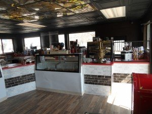 Elizabeth Perk coffee house and ice cream parlor Trenton Michigan