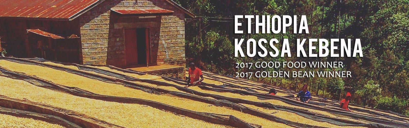 Ethiopia KOSSA KEBENA