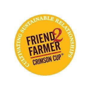 Crimson Cup Friend2Farmer Direct Trade Coffee