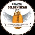 Compak Golden Bean logo