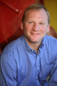 Greg Ubert, founder and president, Crimson Cup Coffee & Tea
