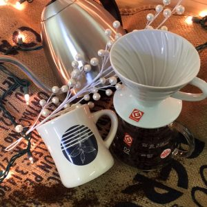 Aeropress Gift Set from Crimson Cup Coffee & Tea