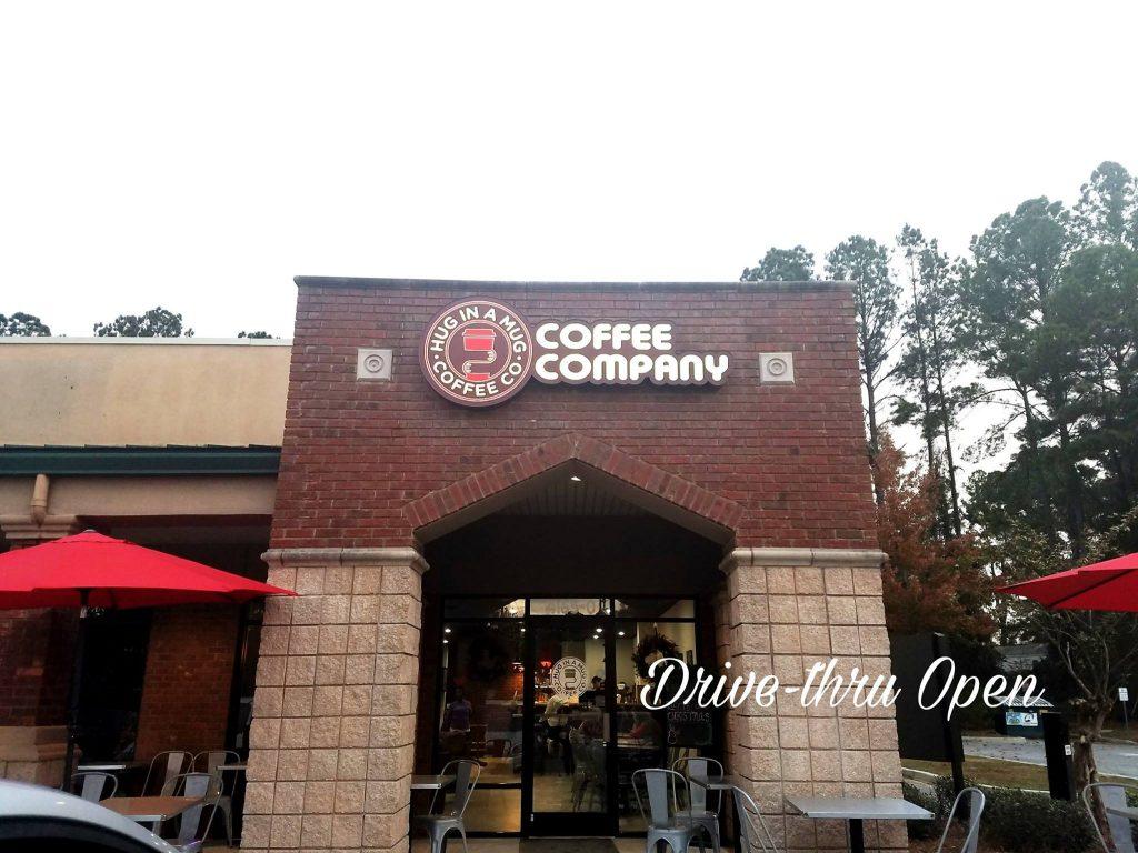 Hug in a Mug Coffee Company Valdosta Georgia