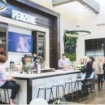 The Social Room at PENZONE Salon + Spa Dublin